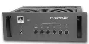 Трансляционные усилители Геликон-400